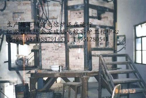 生产搪瓷釉--电熔窑炉系列