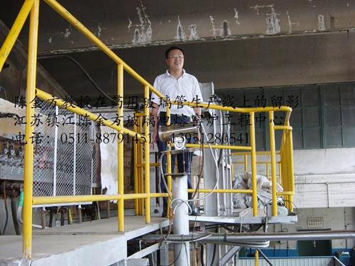 丹纳法水平拉药用竞博电竞官网管--电熔窑炉系列