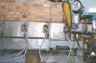 电加热料道