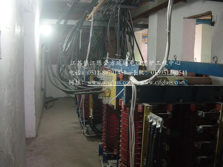 变压器在供电